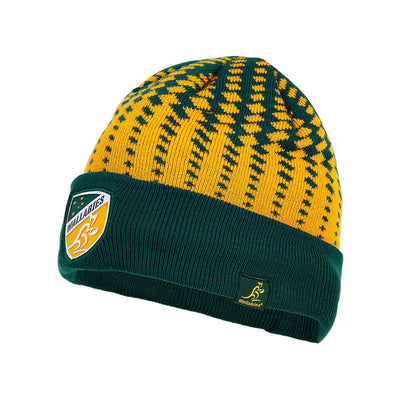 WALLABIES SUPPORTER BEANIE