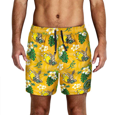 Wallabies Swim shorts