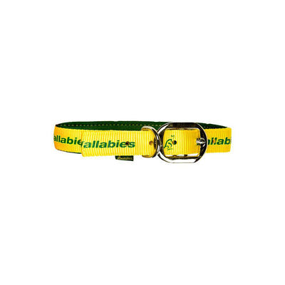Wallabies Dog Collar