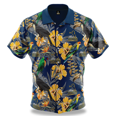 ACT Brumbies Hawaiian Shirt