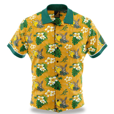 Wallabies Hawaiian shirt