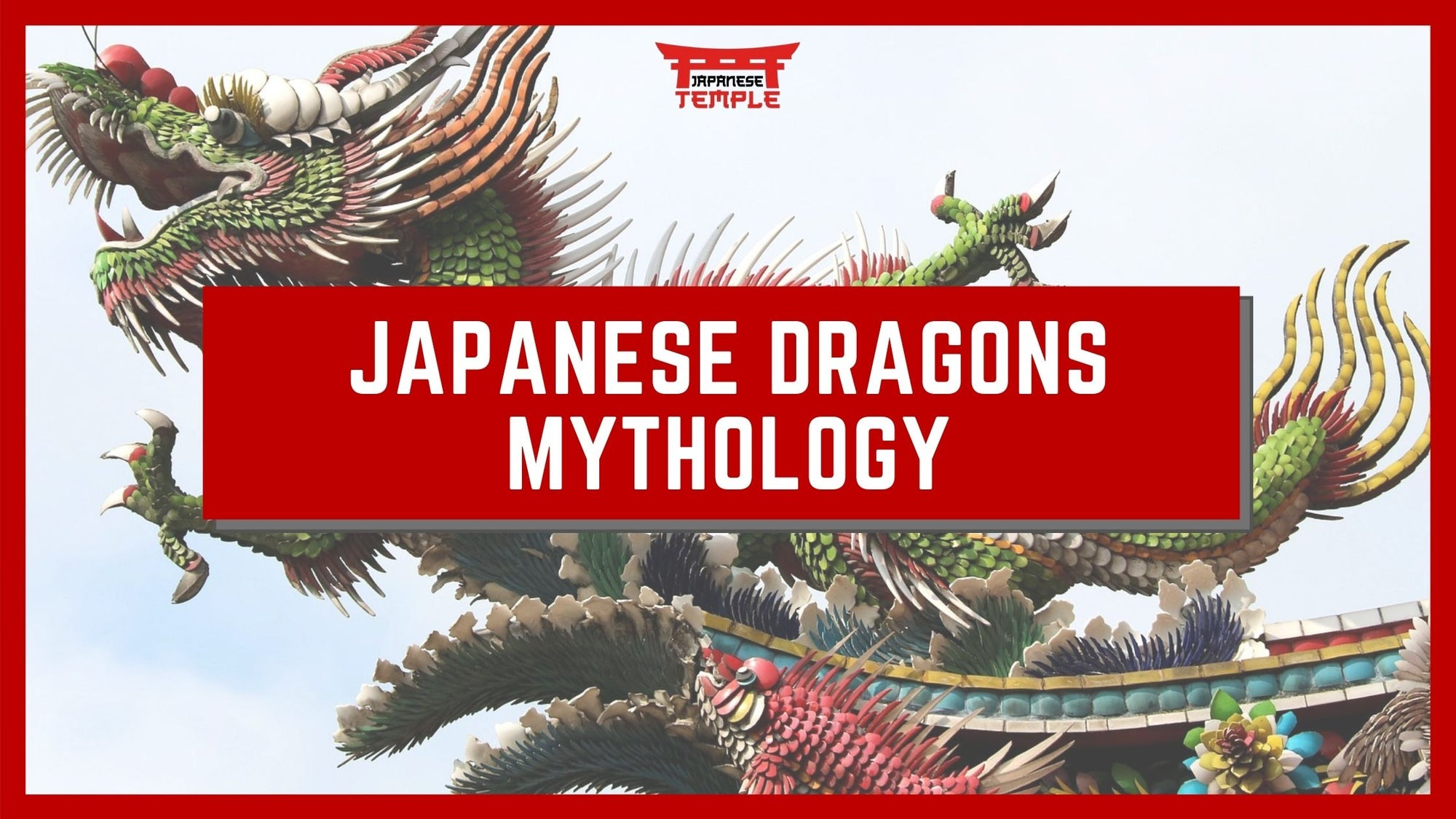 Japanese dragon mythology