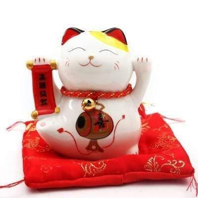 Chibi Piggy Bank  </br> Maneki Neko