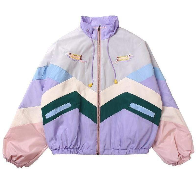 Japanese Streetwear </br> Multicolor Jacket