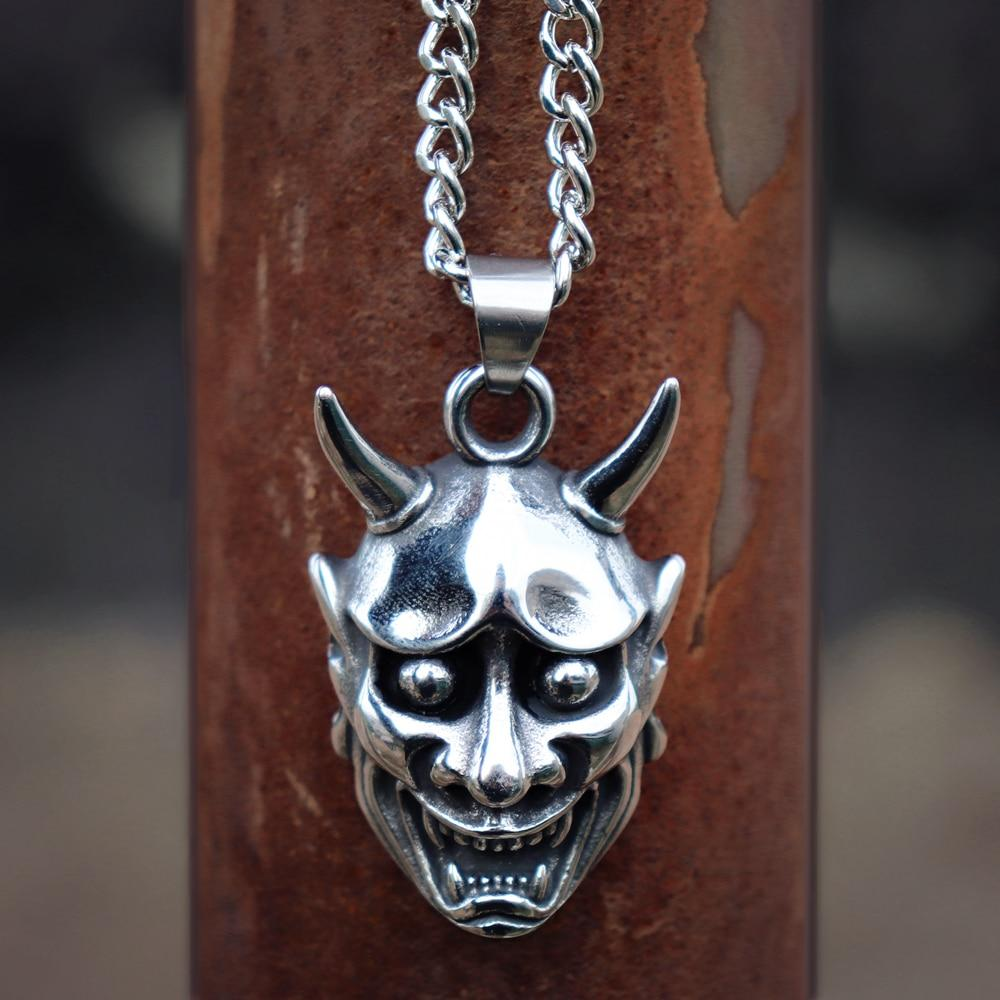 Hannya </br> Japanese Necklace