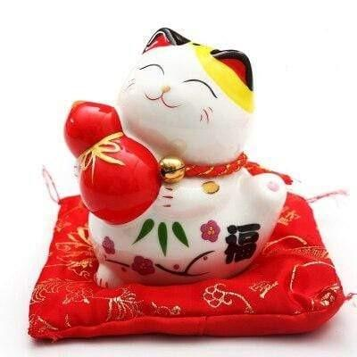 Happy Figurines </br> Maneki Neko