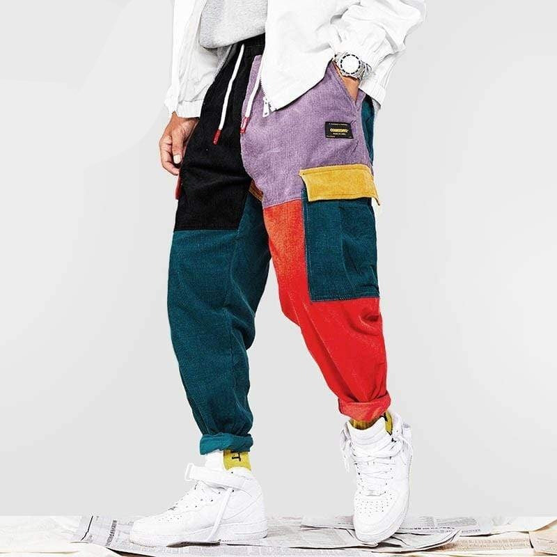 Japanese Streetwear Fashion Pants