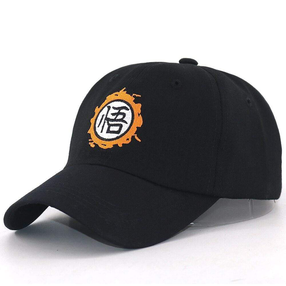 Japanese Cap fashion brand dad hat embroidery dragon ball baseball cap men cotton adjustable black hip hop snapback caps women new