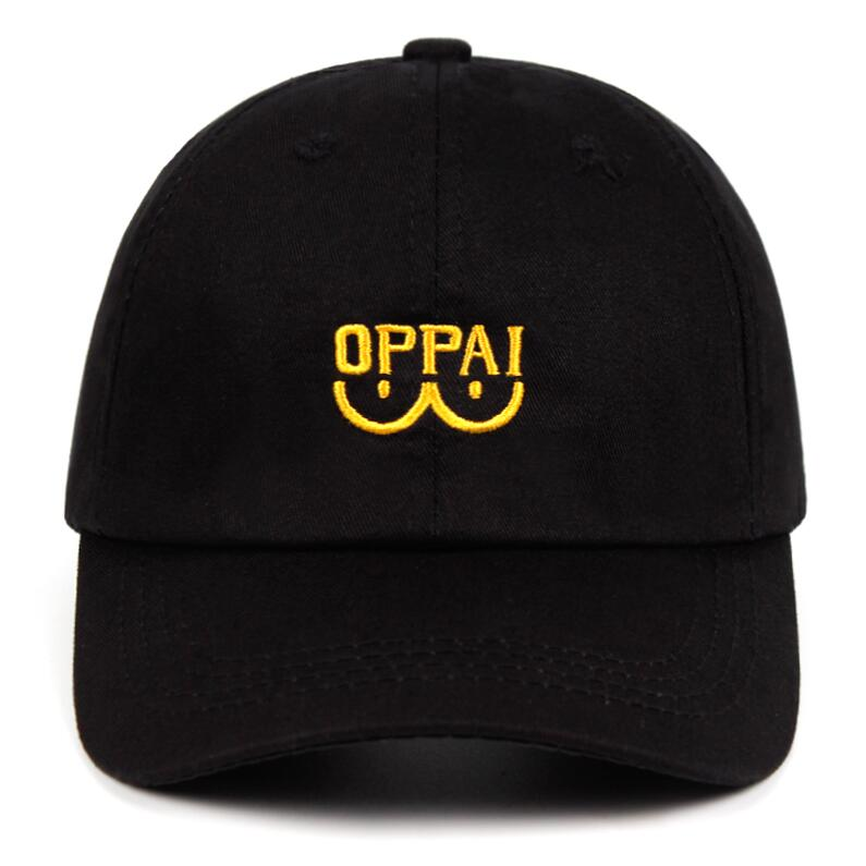 Japanese Cap ONE PUNCH-MAN Dad Hat 100% Cotton baseball cap Anime fan embroidery funny Hats for Women Men ok Man One Punch Man Snapback