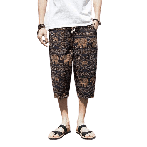 Japanese Shorts </br> Elephant