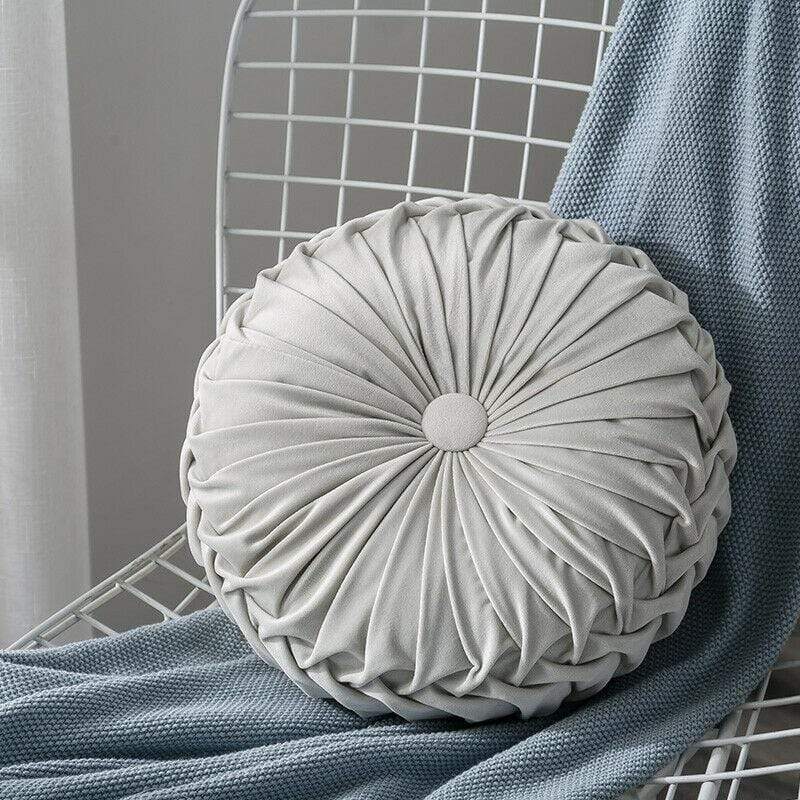 Light grey fabric</br> Japanese Cushion