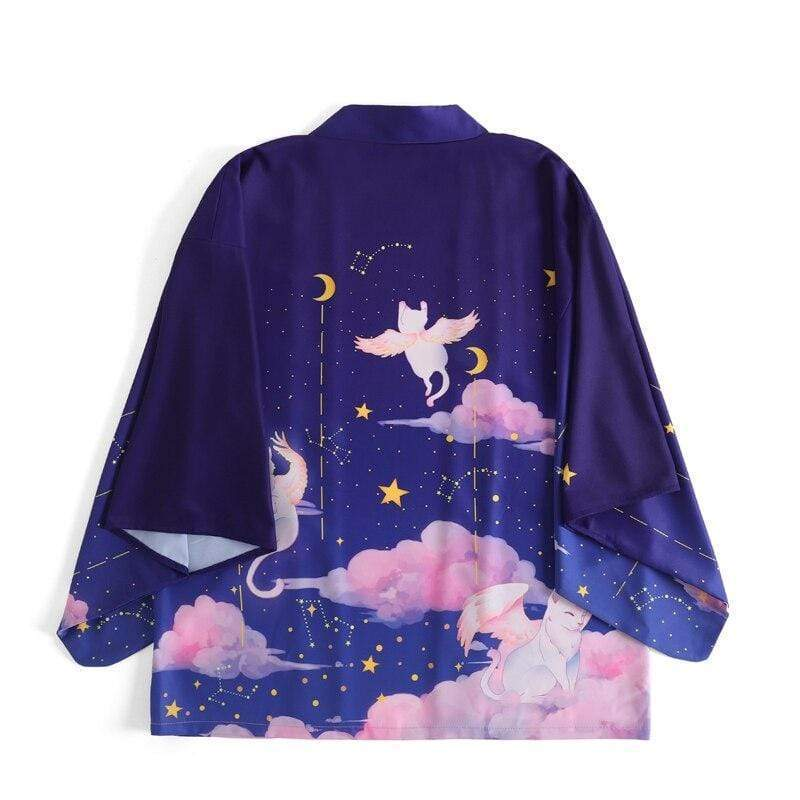 Lovely Moon </br> Haori