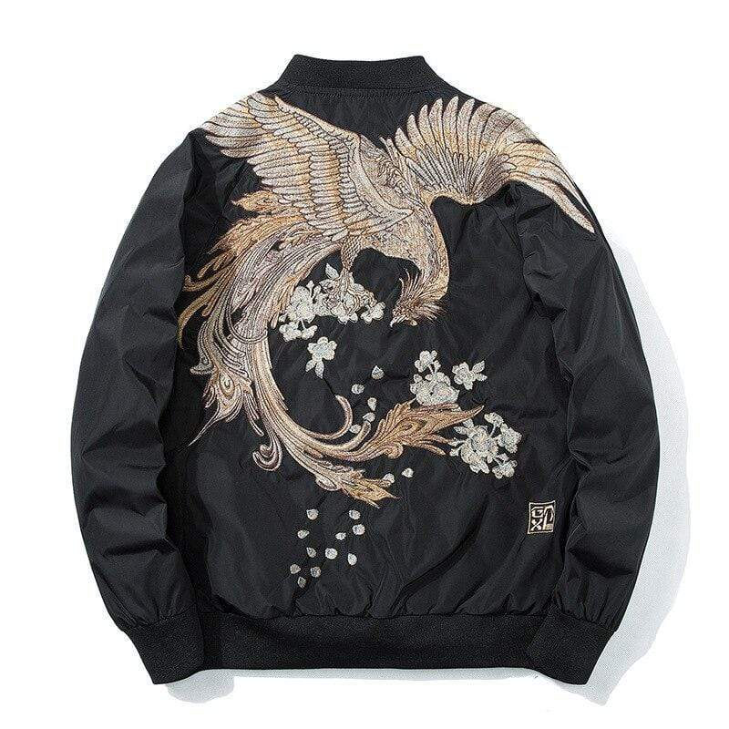 Phoenix Asian </br> Bomber Jacket
