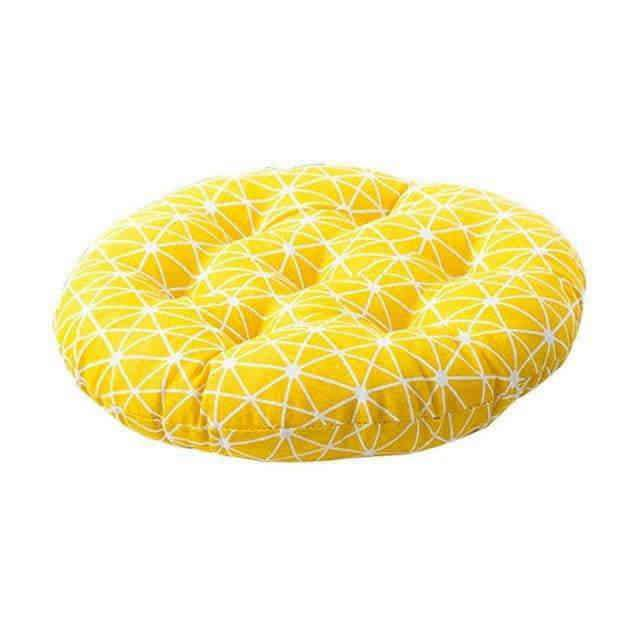 Yellow floor </br> Japanese Cushion