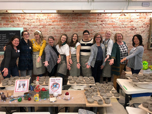 Pottery for Parkdale receives a major boost from the community