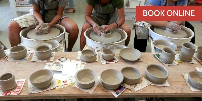 Adult Pottery Programming Book Online