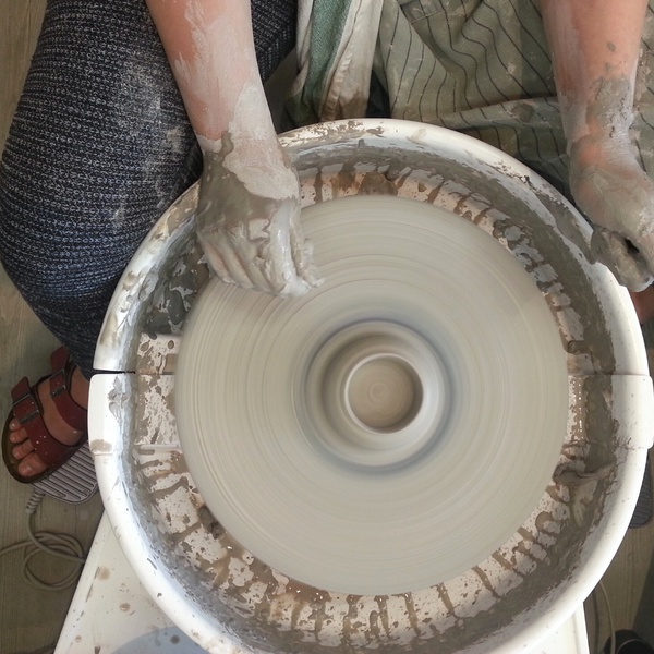 Hintonburg Pottery Studio Wheel Throwing Classes Workshops Camps