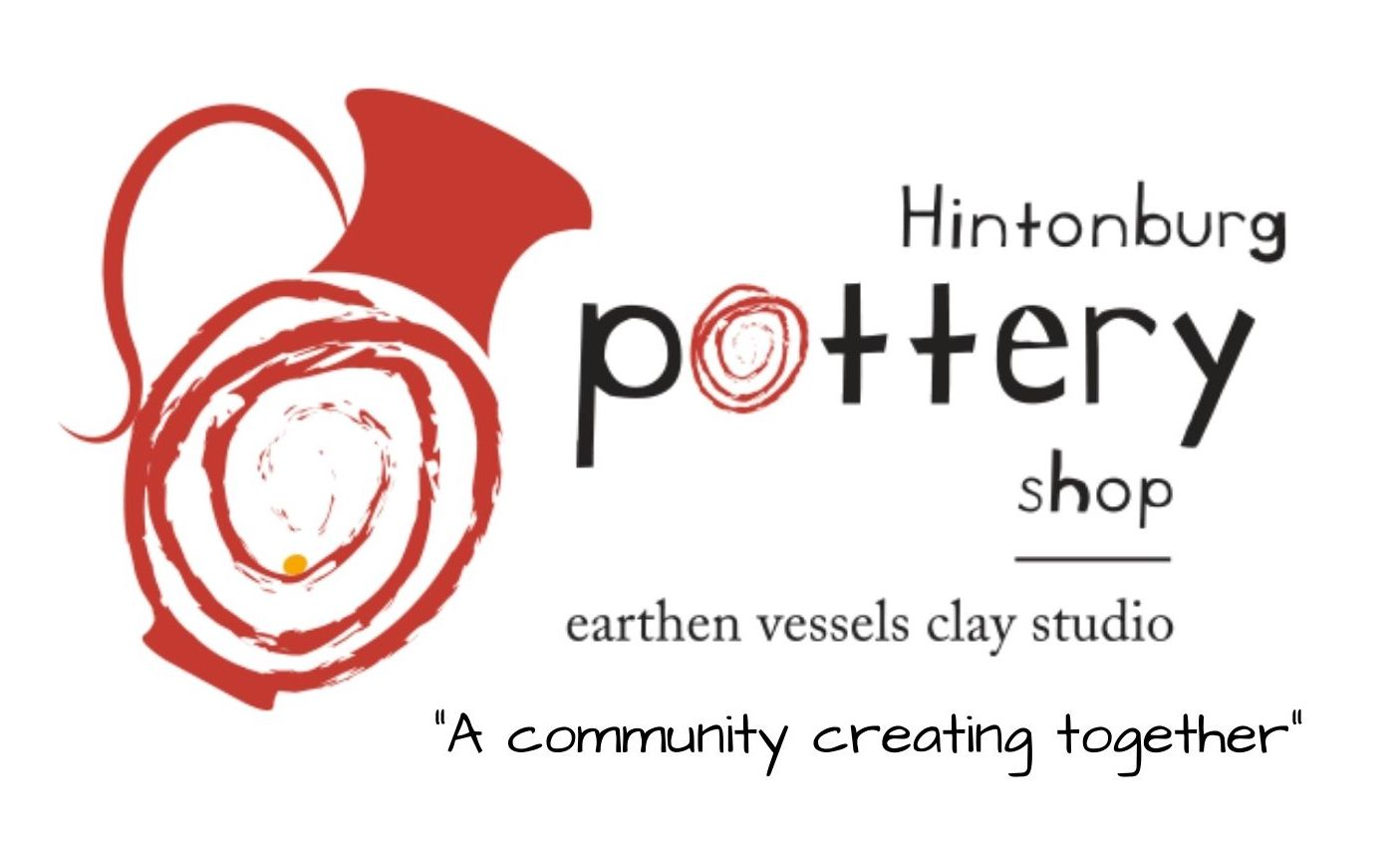 Hintonburg Pottery Logo with Vision