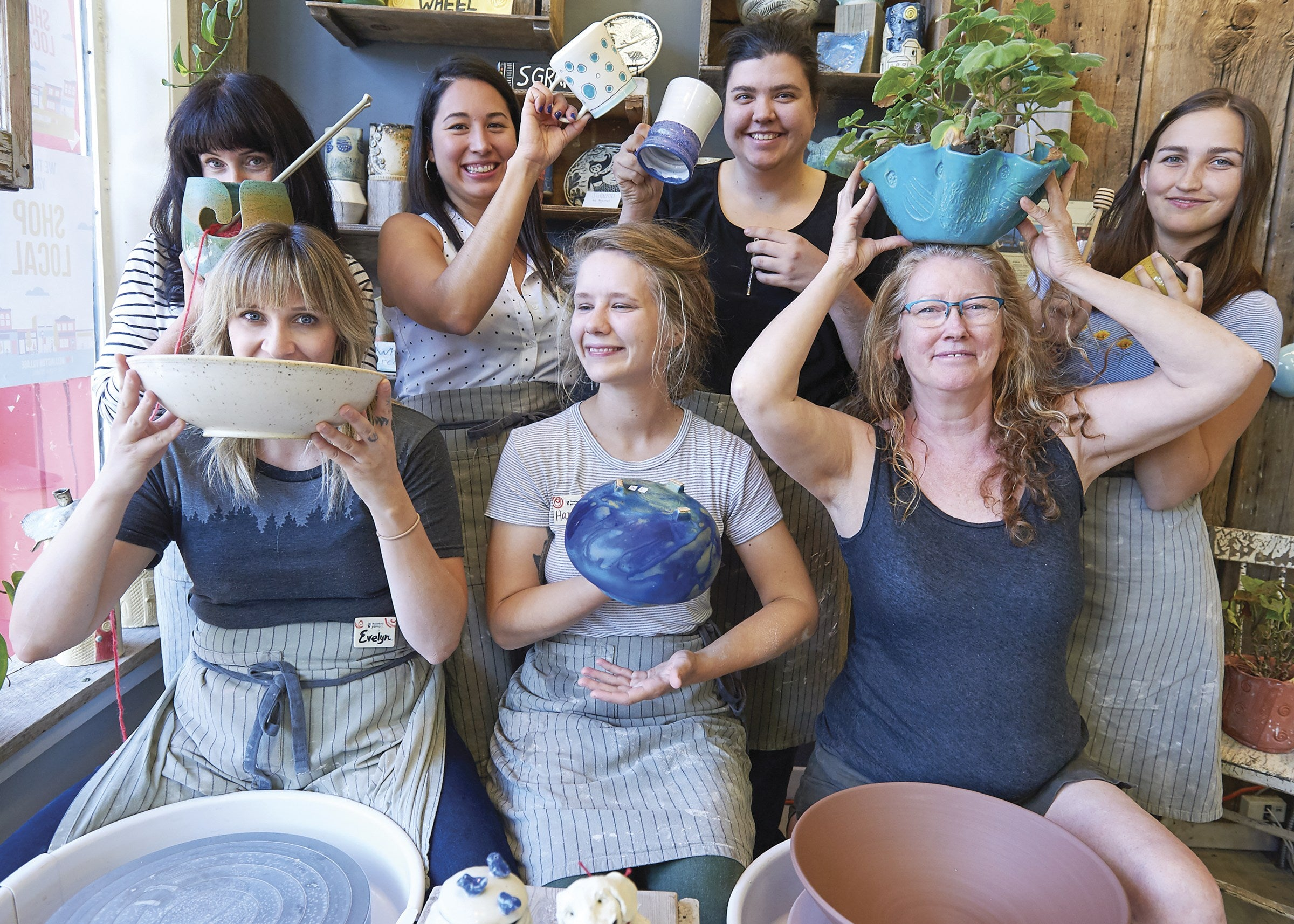 Hintonburg Pottery Kitchissippi Times