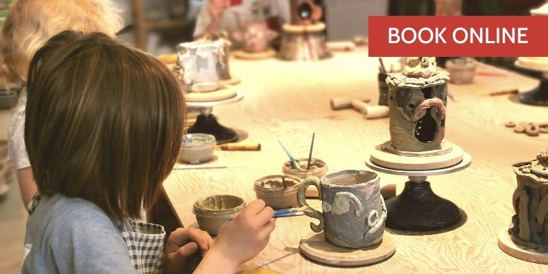 Kids & Youth Pottery Programming Book Online