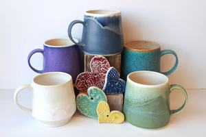 Hintonburg Pottery Handmade Canadian Mugs In Ottawa Canada Shop Online With Curbside Pickup And Take Something Home