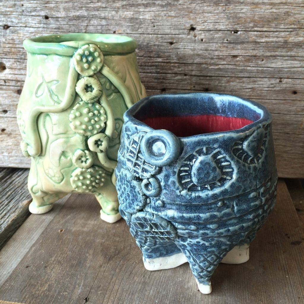 Handbuiding Classes at Hintonburg Pottery