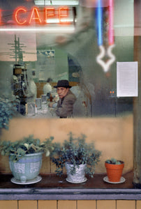 Fred Herzog, Cafe, Main, 1960