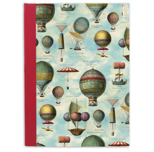 A4 Air Balloon Journal
