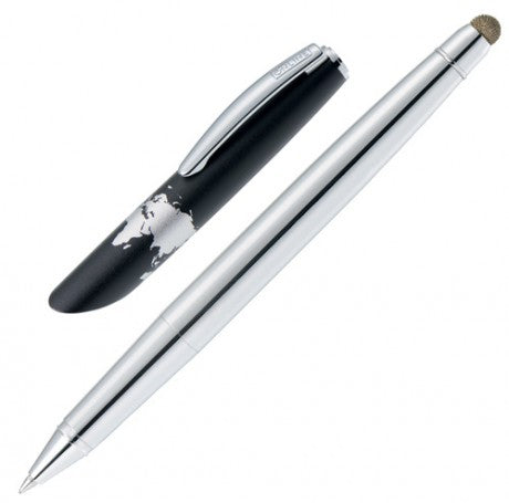 Roller Ball World Pen Stylus - Black