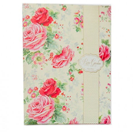 Rose Garden Writing Set Medium