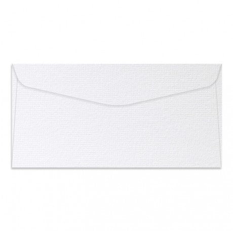 Oxford White DL Rectangle Envelopes