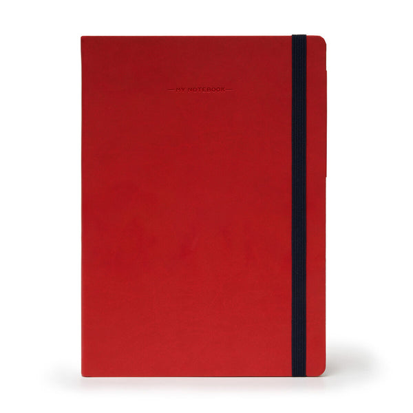 Red - My Notebook