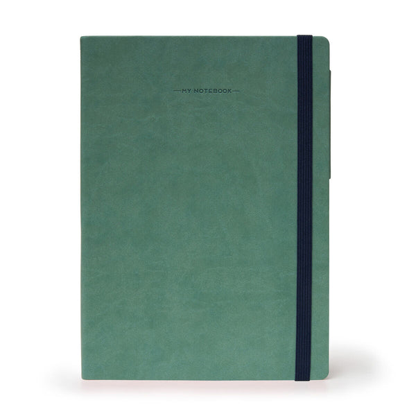 Vintage Green - My Notebook