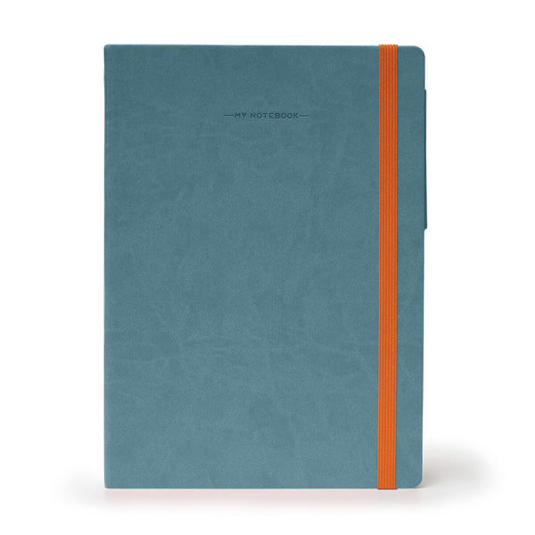 Blue/Grey - My Notebook
