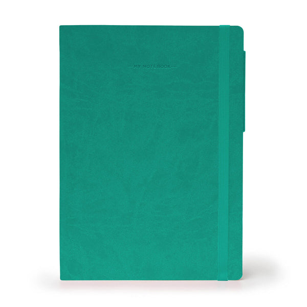 Turquoise - My Notebook
