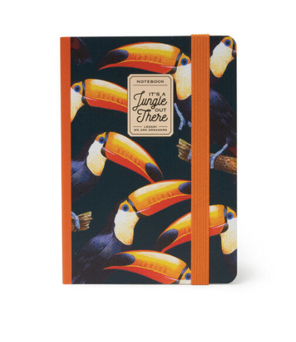 PHOTO NOTEBOOK - TOUCANS