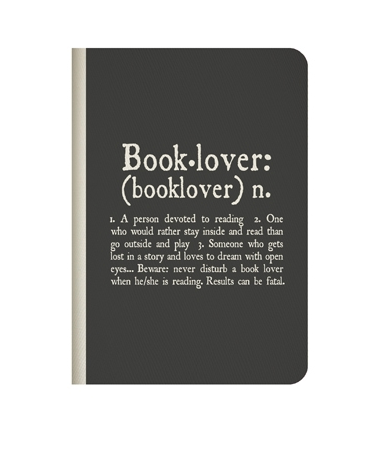 QUADERNO - BOOKLOVER