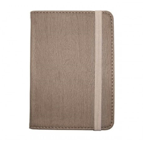 WOOD/WOOD PASSPORT HOLDER - LEGAMI