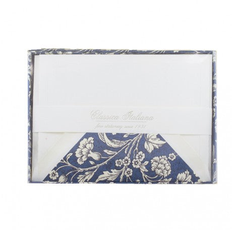 Flowers Correspondence Cards Set