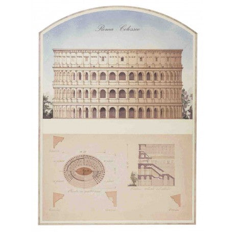Colosseum Gift Wrap
