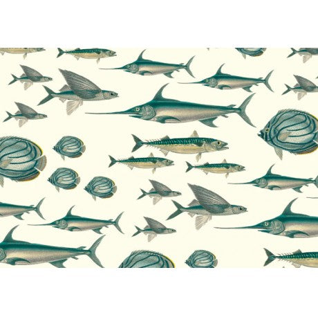 Fishes Gift Wrap