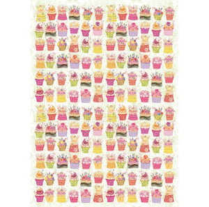 Cupcakes Gift Wrap