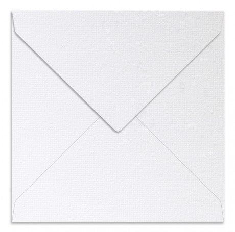 Oxford White 160 Square Envelopes