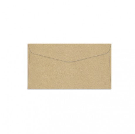 Curious Metallic Gold Leaf 11B Rectangle Envelopes