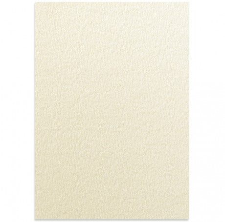 Rives Cream Textured Card