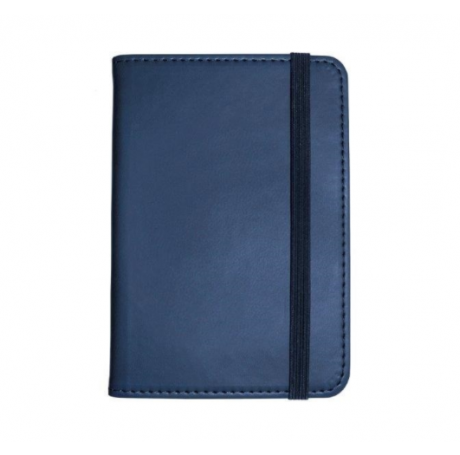 NAVY/NAVY PASSPORT HOLDER - LEGAMI