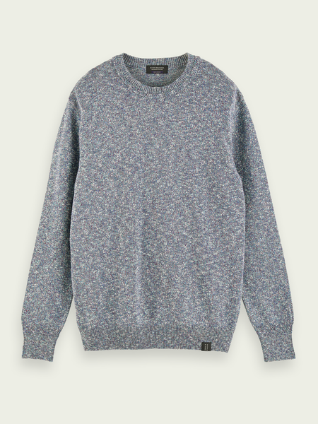 SCOTCH & SODA CREW NECK KNIT 60-158635 0218 (220)