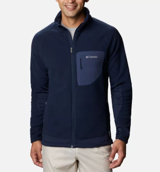 COLUMBIA POLAR POWDER FULL ZIP KNIT