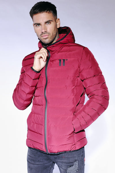 11 DEGREES SPACE JACKET 11D031 204 (220)