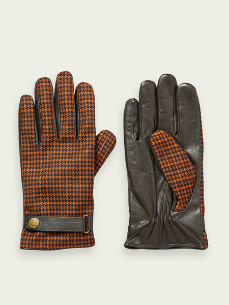 SCOTCH & SODA  GLOVES 79-158727 0217 (220)